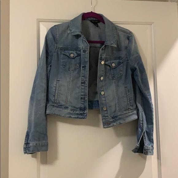 White House Black Market Jackets & Blazers - Denim Jacket